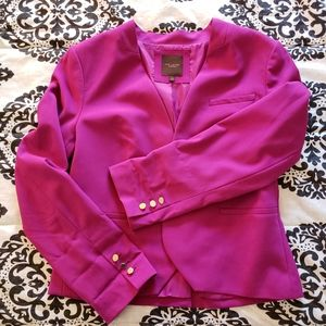 The Limited Open-Front Blazer